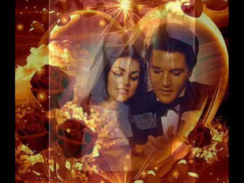 Elvis Presley Pledging My Love.(forever my darling.)
