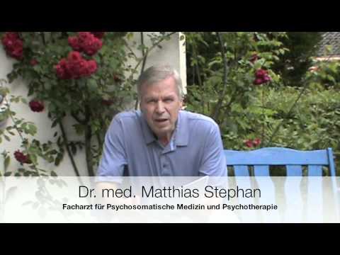 Dr. med. Matthias Stephan – Die drei Zerstörer einer Liebesbeziehung
