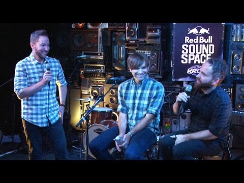Death Cab for Cutie Interview - Red Bull Sound Space at KROQ