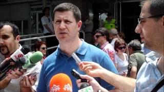 EKSKLUZIVE: Shkup, nes�r protestojn� gazetar�t
