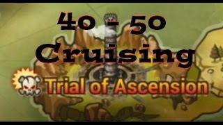 YDCB Summoners War - ToA Cruise Mode 40 to 50
