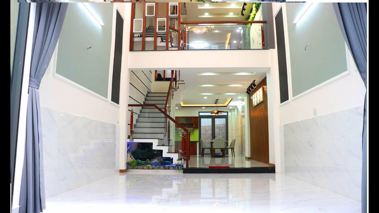 Bán nhà Gò Vấp🏡 7.25 tỷ Biệt thự phố đẹp kiểu CHÂU ÂU|Bán nhà phố,chính chủ,giá rẻ|►Nhà đất Kiến Thợ