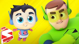 Scavenger Hunt Song | Nursery Rhymes and Baby Songs with Super Supremes | Kids Song for Children