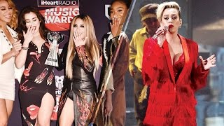 Fifth Harmony & Katy Perry SHINE at the 2017 iHeartRadio Music Awards -Best Moments & Performances