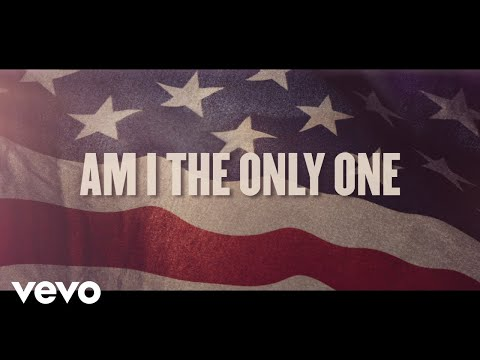 Aaron Lewis - Am I The Only One (Lyric Video)