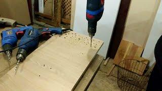 Фото Ручной электроинструмент в нашей мастерской (2ч.), наша мебель.