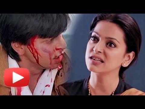 Juhi Chawla Debuts As Villain-Shahrukh Khan's Darr Memories