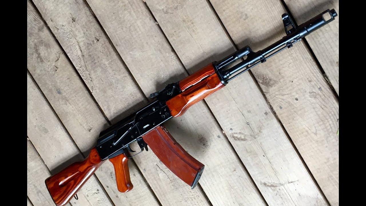 AK-74 Custom Finished Stock Sets Combloc Customs AK74 Furniture