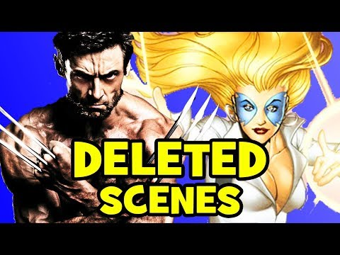 X-Men Apocalypse DELETED SCENES, Easter Eggs & Rejected Concepts