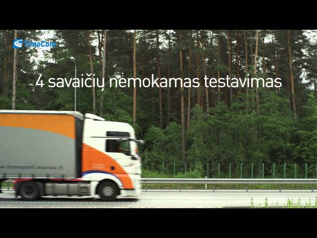 TimoCom - TC Truck&Cargo® - Europos krovinių ir transporto biržų lyderis!