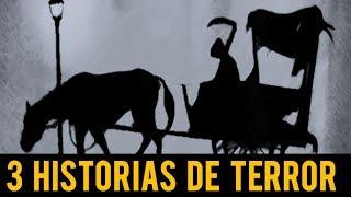 3 HISTORIAS DE TERROR V (RELATOS DE HORROR)