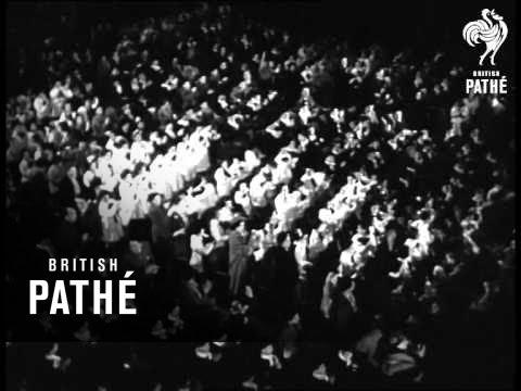 Charlie Chaplin In Rome (1953)