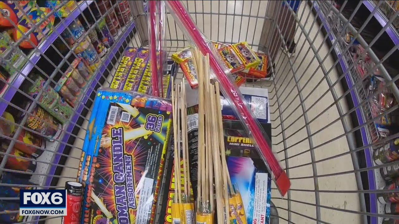 Fireworks shortage possible before Independence Day | FOX6 News Milwaukee