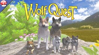 Wolf Quest: PC Gameplay | Steam (60FPS/1080p)
