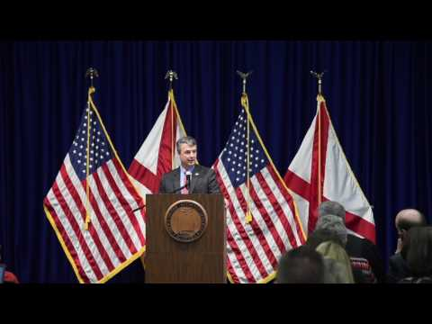 Alabama AG Steve Marshall comments on possible Gov. Bentley investigation