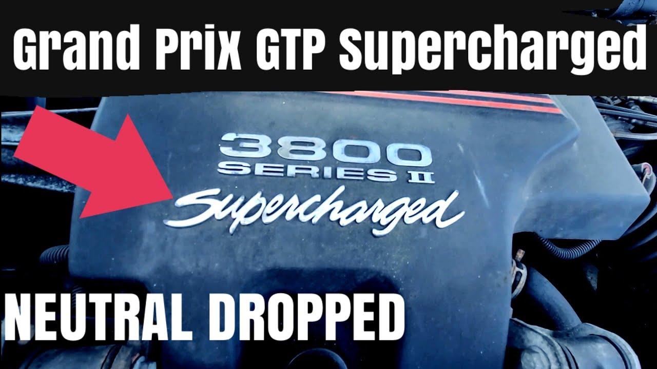 Grand Prix GTP Supercharged! Neutral Dropped To Death!