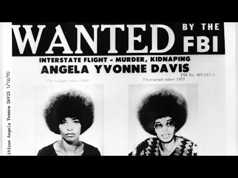 Angela Davis on Running from the FBI, Lessons from Prison and How Aretha Franklin Got Her Free