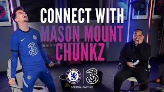 Chunkz & Mason Mount Go Head To Head In A Game Of Forfeit Fifa 🎮 | Connect With Episode 5