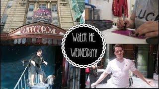 Return To The Bristol Hippodrome! | Watch Me, Wednesday!