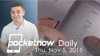 Google Nexus 6P bends easily, 4-inch iPhone mini & more - Pocketnow Daily