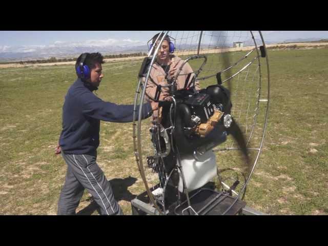 PXP Paramotor - Polini THOR 200 - 1450