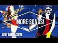 Just Dance 2016 Official Song List - Part 2 [US]