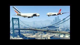 अगर दिल कमजोर हो तो इस VIDEO को ना देखे | Most Interesting Airplane Incidents