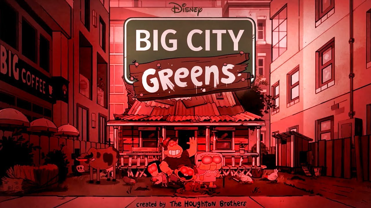 halloween theme song | big city greens | disney channel - youtube