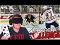 NHL 18 SHOOTOUT CHALLENGE #6 *BLINDFOLD EDITION*