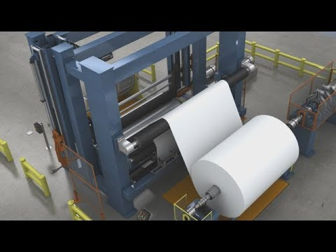 Paper Machine Winding Basics