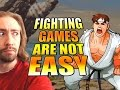 REAL TALK: Fighting Games Are Not Easy (Guilty Gear Xrd Gameplay)