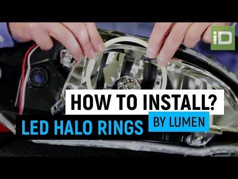 Lumen LED Halo Rings Installation Instructions
