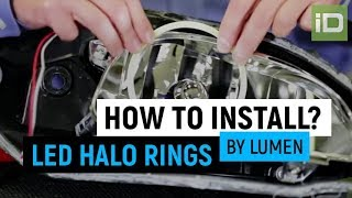 Lumen LED Halo Rings Installation Instructions(LED Halo Rings by Lumen http://www.carid.com/universal-headlights/lumen-led-halo-rings-15856330.html will increase the light output and visual effect of your ..., 2014-01-15T15:42:22.000Z)