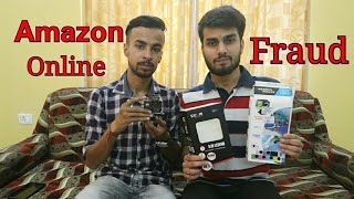 AMAZON INDIA fraud | Loss of Rs 9000 | EXPOSED customer care with PROOF!