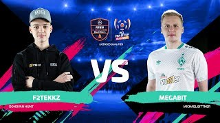 F2Tekkz vs Megabit PGL FIFA 19 CUP Официальная русскоязычная трансляция