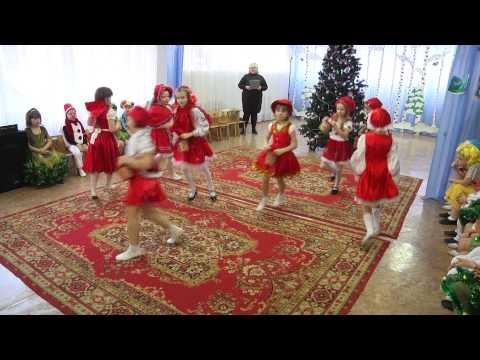 Умань НВК № 1   танець  червоні  капелюшки ▶2:39