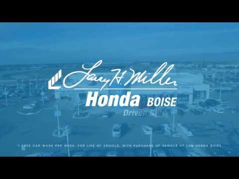 LHM Honda Boise - Free Car Wash for Life!