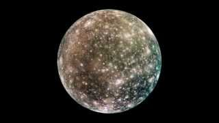 Space ASMR: 12 Hours of Callisto Ambient EM Noise