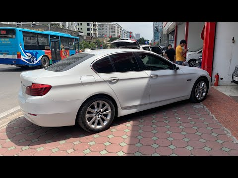 [ĐÃ BÁN] Mới về BMW 520i 2016 mới khủng khiếp, xe đẹp chủ xe giữ hơn giữ Bồ   QuânTM