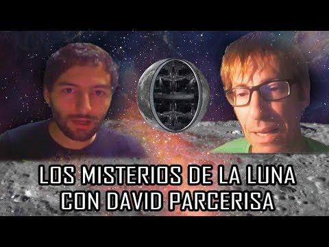Los misterios de la Luna con David Parcerisa