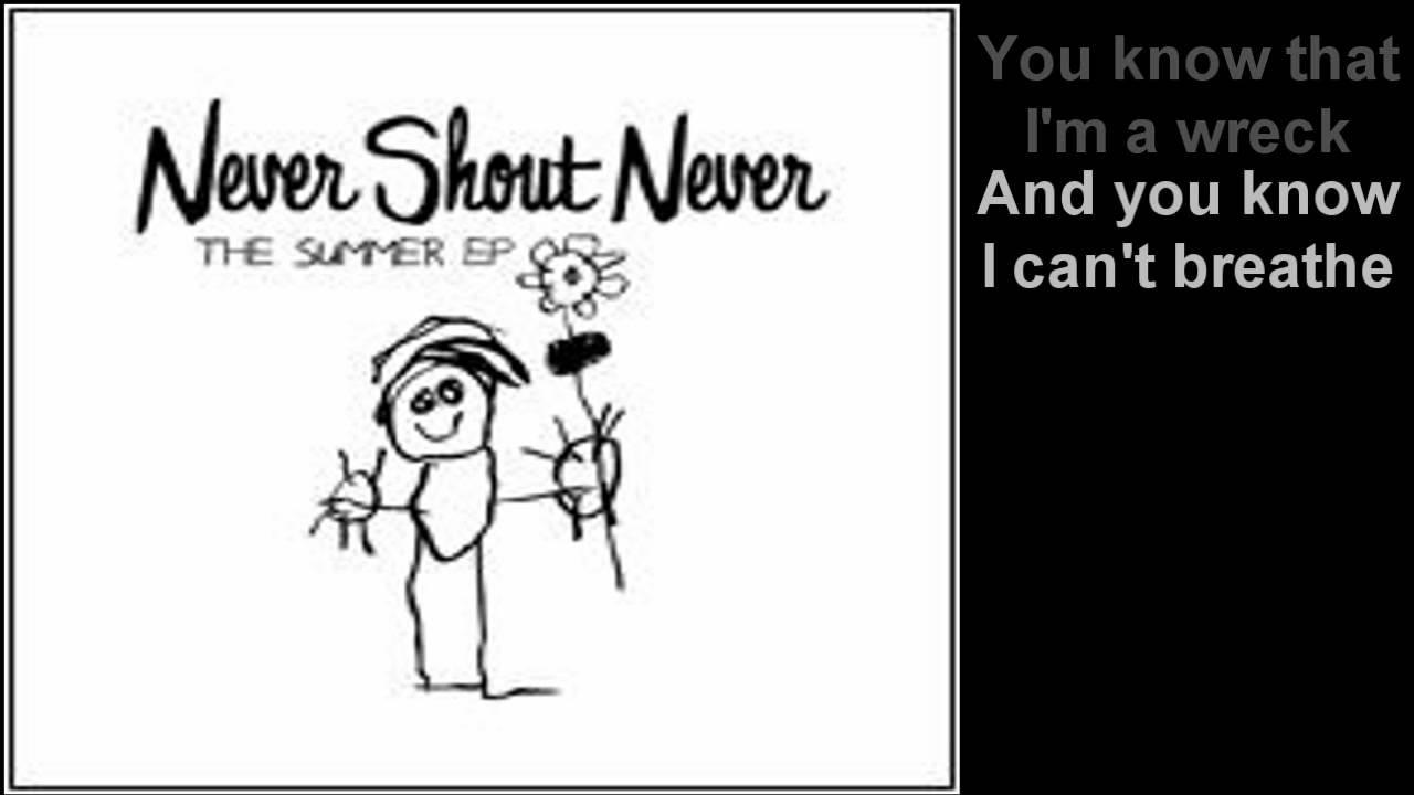 never shout never lyrics hummingbird - 1280×720
