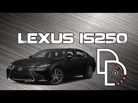 Маугли бетонных джунглей! Lexus Is250 всем ли он по размеру?