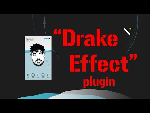 "The Underwater FX ""Drake Effect"" Lo Fi Plugin"