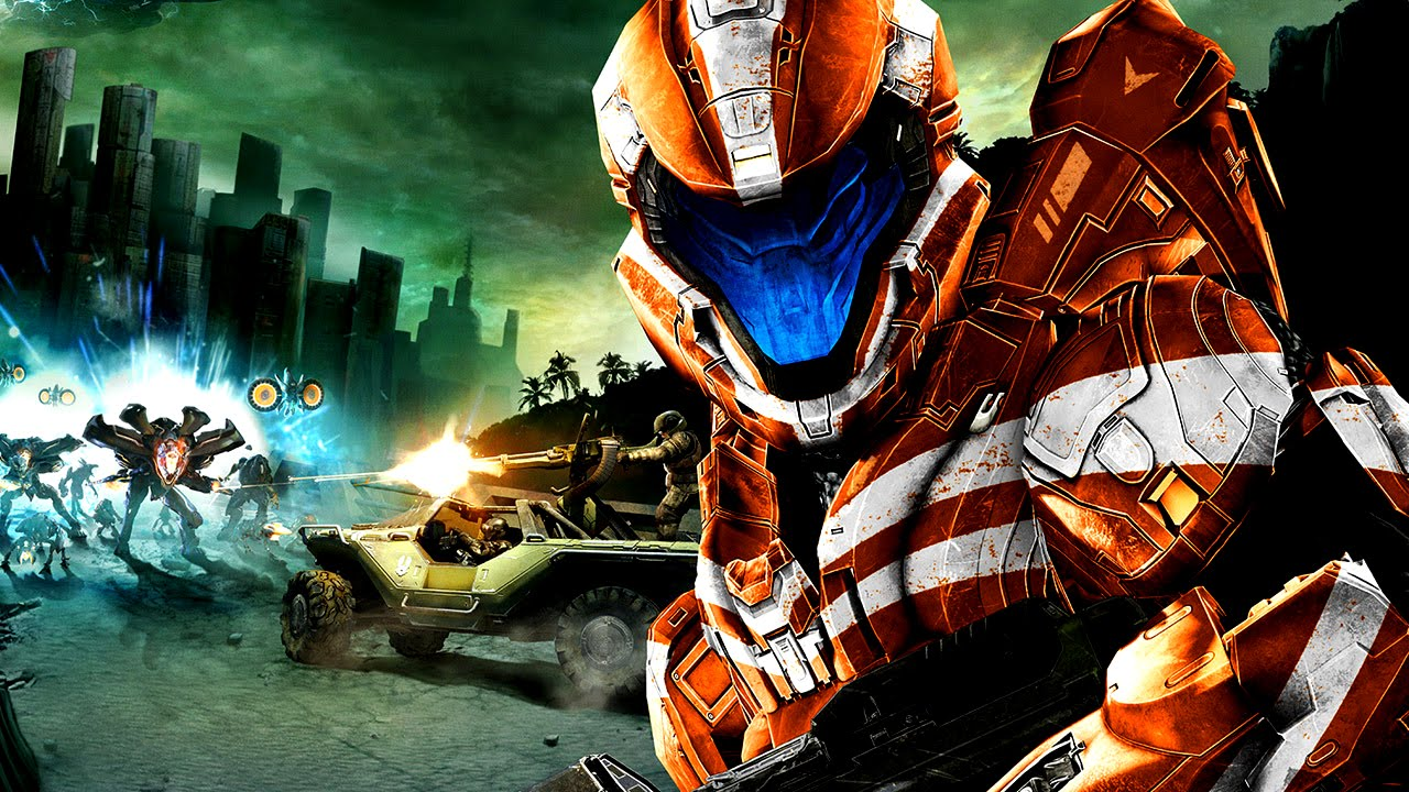Halo: Spartan Strike Review Commentary - YouTube