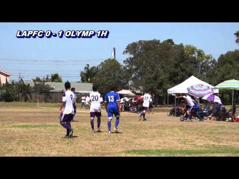 2015 09 05 LA Premier vs Olympiacos