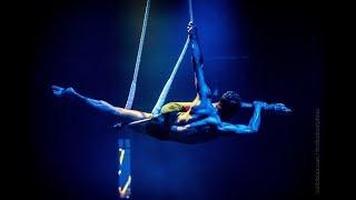 Korri Aulakh Dance Trapeze, Boudoir Circus 2017