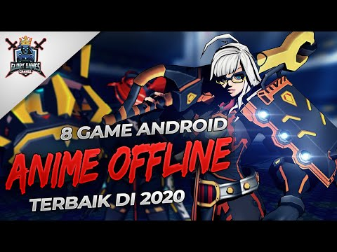 8 Game Android Anime Offline Terbaik Di 2020