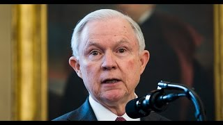Jeff Sessions Hires Drug War Enthusiast To Get 'Tough On Crime' Free HD Video