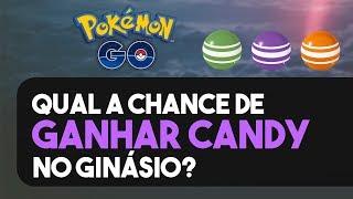 AINDA DÁ PRA GANHAR CANDY NO GINÁSIO?  | Pokémon GO