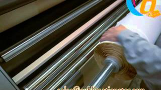 Roll To Roll Sublimation Heat Press Machine With Dye Sublimation Printing